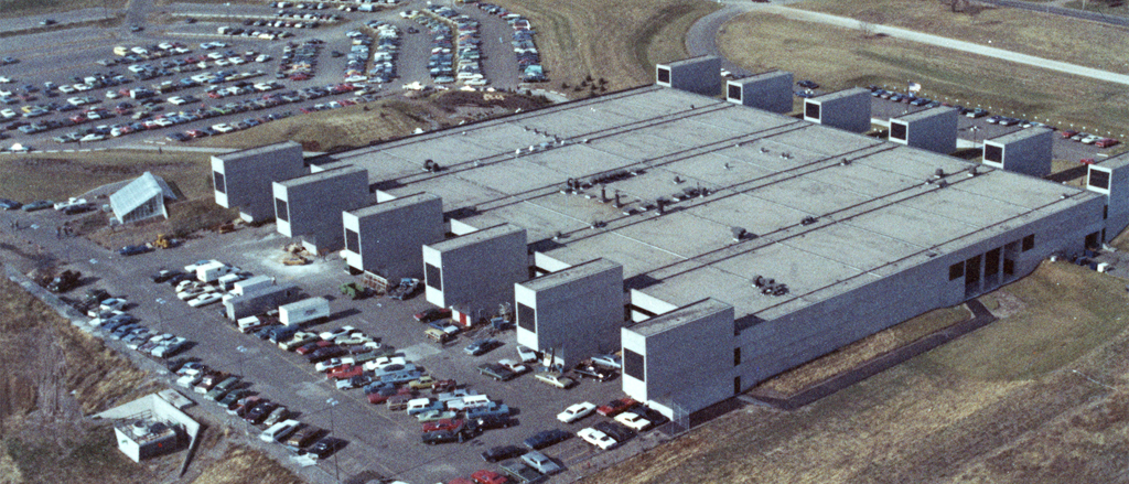 DCTC Aerial View